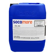 Socomore HDL 202 Alkaline Cleaner 20Lt Drum