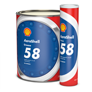 AeroShell Grease 58 in various sizes