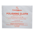 Greygate Polishing Cloth 45cm x 45cm White (For Use With Greygate Plastic Polish)