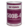Skydrol 500B-4 Fire Resistant Aviation Hydraulic Fluid in various sizes